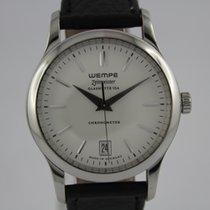 Wempe Zeitmeister Glashütte #A3189 Chronometer Best Zustand