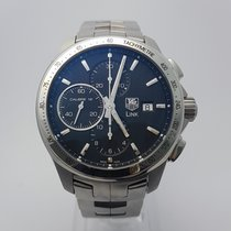 TAG Heuer Link Caliber 16 Automatic Chronograph 43MM CAT2010...