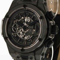 Hublot Big Bang Unico All Black Sapphire Limited Edition...