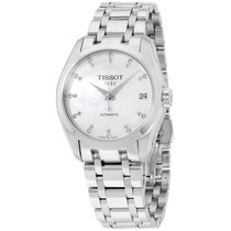 Tissot Couturier Ladies Watch Automatic With Diamomd Markers...
