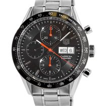 豪雅 (TAG Heuer) Carrera Men's Watch CV201AH.BA0725
