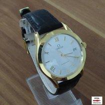 Omega De Ville 18k Gold / 750 revisioniert