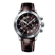 Breguet Type XXI Automatic Flyback Chronograph Anthracite Dial...