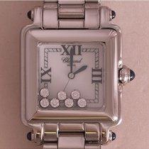 Chopard Happy Sport Classic Square 7 diamonds