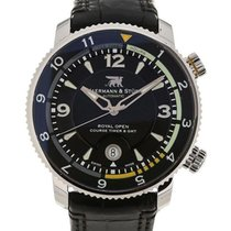 Jaermann & Stübi Royal Open Course Timer GMT 44 RC2
