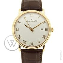 Blancpain Villeret Ultraplate Or Rouge 18K New-Full Set