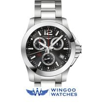 Longines CONQUEST 1/100TH ALPINE SKIING Ref. L37004566/L3.700....