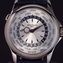 パテック・フィリップ (Patek Philippe) World time white gold Hallmark of...