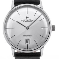 Hamilton American Classic Intra-Matic 38 Leather
