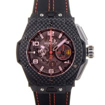 Hublot Big Bang Ferrari Carbon Red Magic 401.QX.0123.VR