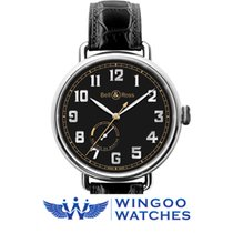 Bell & Ross Vintage Men's Watch Ref. BRWW197-HER-ST/SCR