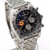 ブライトリング (Breitling) Chronomat 44 GMT - AB04203J/BD29/377A New...