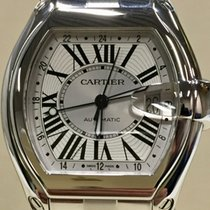Cartier Roadster  GMT XL            full-set