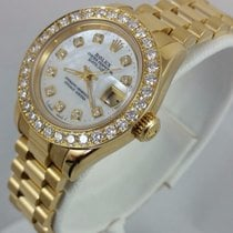 Rolex 18k Yellow Gold 26mm Datejust Presidential. New Model...