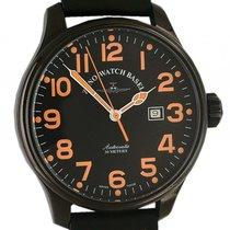 Zeno-Watch Basel Oversized Blacky Automatic 48mm