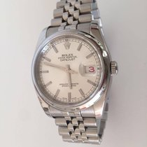 Rolex Datejust Jubilee 116200  White Dial