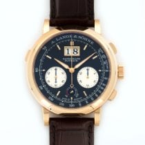 A. Lange & Söhne Rose Gold Datograph Up Down Watch Ref....