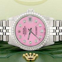 Rolex Datejust 31mm S/S Jubilee Women's Watch with Hot...