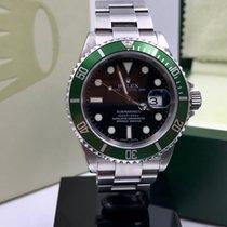 Rolex Submariner Date green bezel anniversary