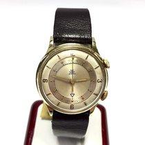 Gübelin 18k Heavy Gold-plated & Stainless Steel Mens Watch W/...