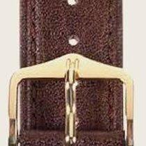 Hirsch Uhrenarmband Camelgrain braun M 01009115-1-12 12mm