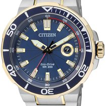 Citizen Sports Eco Drive Herrenuhr AW1424-62L