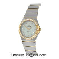Omega Ladies Omega Constellation 123.25.27.60.55.006