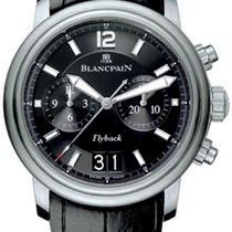 Blancpain Leman Flyback Chronograph & Big Date 2885f-11b30...