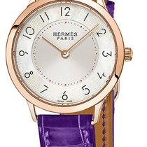 Hermès Slim d'Hermes MM Quartz 32mm 041767ww00