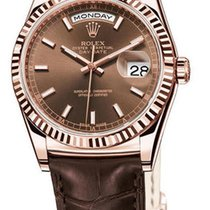 Rolex Day Date 36mm Rose Gold