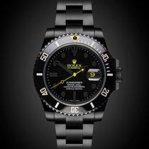 TBlack Rolex Submariner Date Revenge