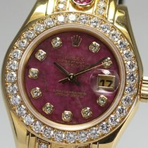 롤렉스 (Rolex) Date just original diamond ladies 69298
