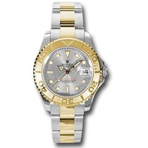 Rolex Yacht-Master Mid-Size Steel and Gold
