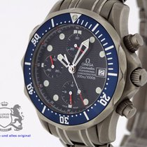 Omega Seamaster Chronograph 300m/100ft SERVICED by Omega ...