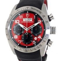 Tudor Fastrider Chronograph 42000 Steel Leather, 42mm