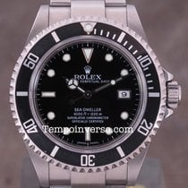 Rolex Sea-Dweller Z series full set Mint condition