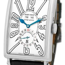 """Roger Dubuis """"Much More Triple Calendar"""" Strapwatch."""