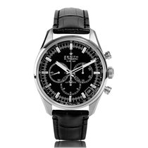 Zenith El Primero 36,000 Vph Classic Automatic Stainless Steel...