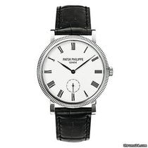 Patek Philippe Calatrava 31mm 18K Solid White Gold