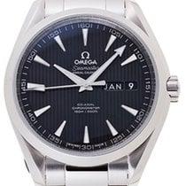 Omega Seamaster Aqua Terra Annual Calend. Ref. 231.10.43.22.01...