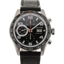 Eberhard & Co. Champion V 43 Black Dial Automatic Chronograph