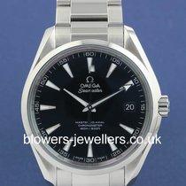 Omega Seamaster Aqua Terra 150 M Master Co-Axial