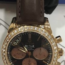 Omega De Ville Co-Axial Chronograph