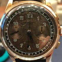 Chronographe Suisse Cie cronografo vintage