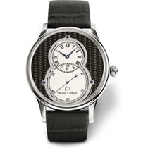 Jaquet-Droz Grande Seconde 43mm Technique Carbone Limited 88