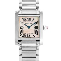 까르띠에 (Cartier) Watch Tank Francaise W51028Q3