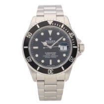 Rolex Submariner Date 16610T Secondhand Diving Watch, 2004