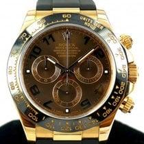 Rolex Rose Gold Daytona Ceramic Bezel Ref 116515