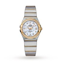 Omega Constellation Ladies Watch 123.25.27.20.55.003