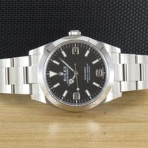 Rolex Explorer I 214270 from 2016, Box, Papers